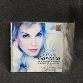 意大利新一代女中音加拉诺西演唱莫扎特 音乐会咏叹调      CD     碟片 外国唱片  光盘  (个人收藏品) 绝版