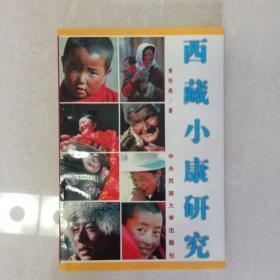 西藏小康研究