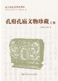 济宁历史文化丛书 3- 孔府孔庙文物珍藏上下册 全