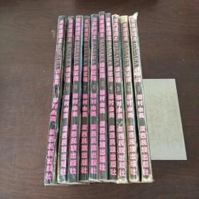 婆娑罗(1-10册)