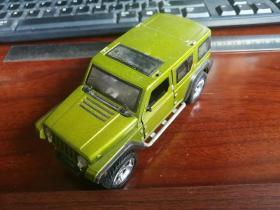 车模:绿色JEEP