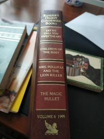 Readers   digest  condensed  books   volume  6  1995