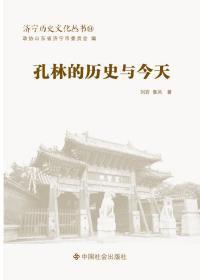 济宁历史文化丛书14  孔林的历史与今天