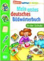 Mein Erstes Deutsches Bildworterbuch