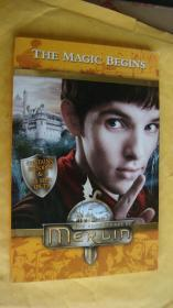 THE MAGIC BEGINS:the adventures of Merlin 少儿插绘本