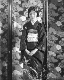 清代末代皇后婉容和底层百姓老照片16张5吋的hw