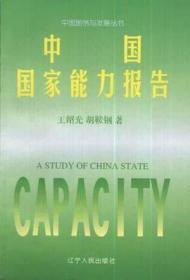 中国国家能力报告