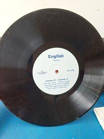 黑胶唱片 英语如图 10.12-7.9