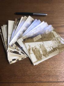 珍贵日军战地照18张,吴佩孚将军、重庆大轰炸、海南占领等