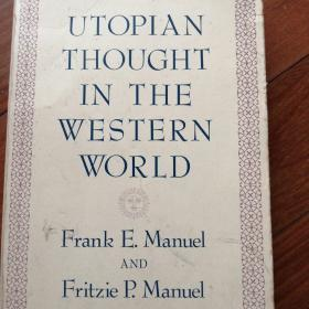 utopian thought in the Western thought