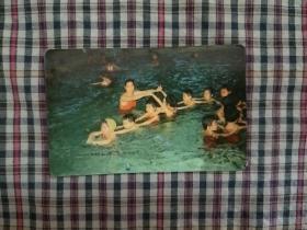 少儿学游泳日历