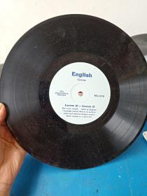 黑胶唱片 英语如图 19.21- 22.24