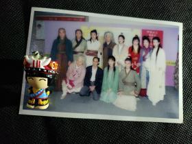 1995年版《神雕侠侣》大集体合影-1 古天乐、李若彤版