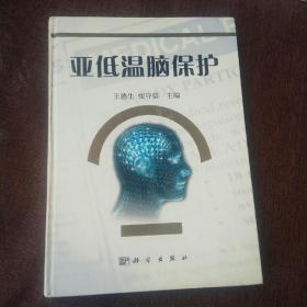 亚低温脑保护(精装,1版1次,未翻阅,近似全新)