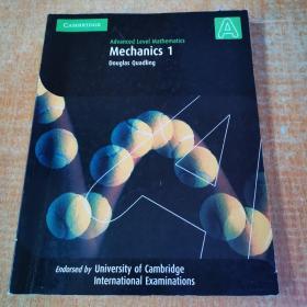 Mechanics 1 有少许划线不影响阅读