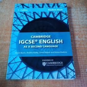 Cambridge IGCSE English as a Second Language Student Book (Collins Cambridge IGCSE)