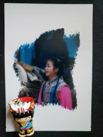 1999版《还珠格格》20多年前原版照片小燕子单人2张-17组,赵薇饰演小燕子(亦可购单张)