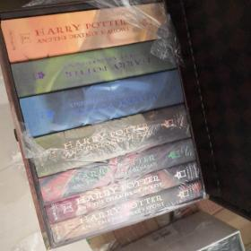 Harry Potter Boxed Set (1-7) 哈利波特全集 美国精装纪念版