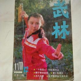 武林1986第12期  岳氏连拳