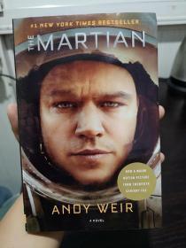 火星救援,英文版,瑕疵如图,介意勿拍,包邮,The Martian (Movie Tie-In EXPORT): A Novel