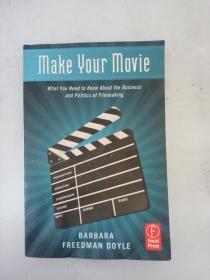 特价 !Make Your Movie : 9780240821559