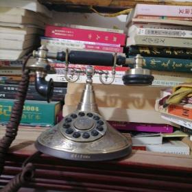 老上海旧电话