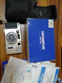 奥林巴斯view zoom120(38-120mm)变焦镜头。