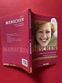 正版 MENSCHEN A1