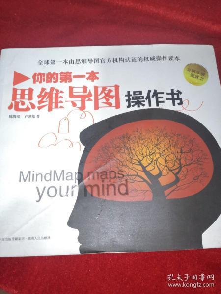 你的第一本思维导图操作书:全球第一本由思维导图官方机构认证的权威操作读本