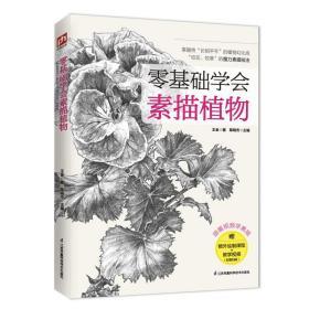 艺术:零基础学会素描植物