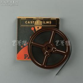 包邮1945年卡斯特尔公司制作《世界新闻之日本投降专辑》8mm拷贝电影胶片一件(此为《世界新闻》新闻短片集锦的8mm拷贝,该专辑系统记录了二战美国参战以来的进程,含珍珠港被袭击、日本占领科雷希多岛、对中国进行轰炸及造成的巨大破坏、美军滇缅作战、轰炸日本、波茨坦会议、投放原子弹、日本接收投降条款、密苏里舰签字等关键事件;为反应二次世界大战进程的珍贵影像资料!)