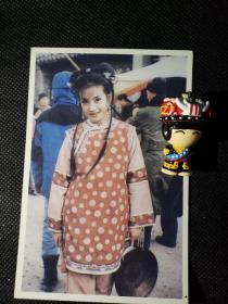 1999版《还珠格格》20多年前原版照片小燕子单人1张-27组,赵薇饰演小燕子(亦可购单张)