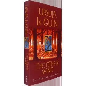 现货地海传说英文原版Earthsea第六部厄休拉勒奎恩经典魔幻