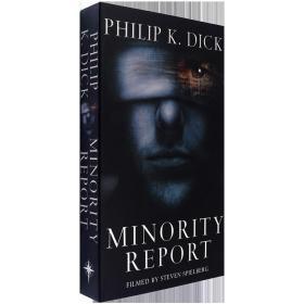 现货英文原版Minority Report 少数派报告Philip K. Dick
