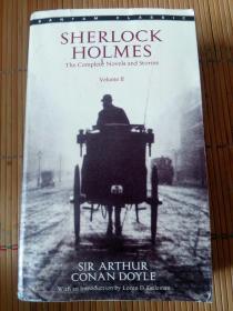 Shelock Holms(Volume 2)福尔摩斯探案集第二册