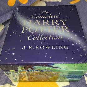 Harry Potter哈利波特英文版1-7套装盒装英国儿童版