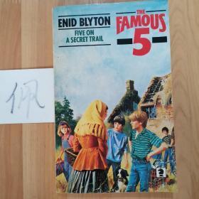 THE FAMOUS 5 ENID BLYTON