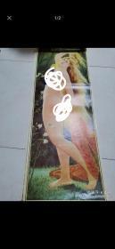 美女油画挂历1988(12张)