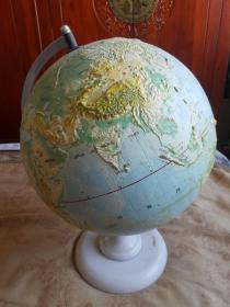 地形地球仪