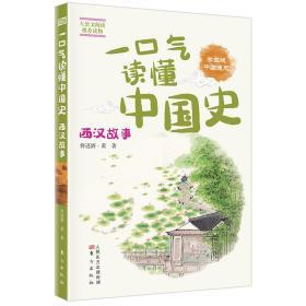 一口气读懂中国史:西汉故事