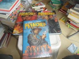 Preacher,Book (One,Two,Three)三本合售