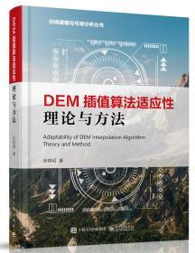 DEM 插值算法适应性理论与方法