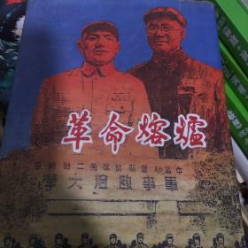 革命熔炉:中原军大、二野军大、西南军大、二高步校校史