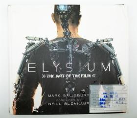 Elysium: The Art of the Film 英文原版-《极乐空间:电影设定集》