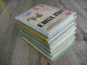初中英语磁带 1-6册12盒全
