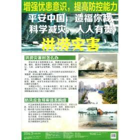平安中国,造福你我 科学减灾,人人有责. 洪涝灾害