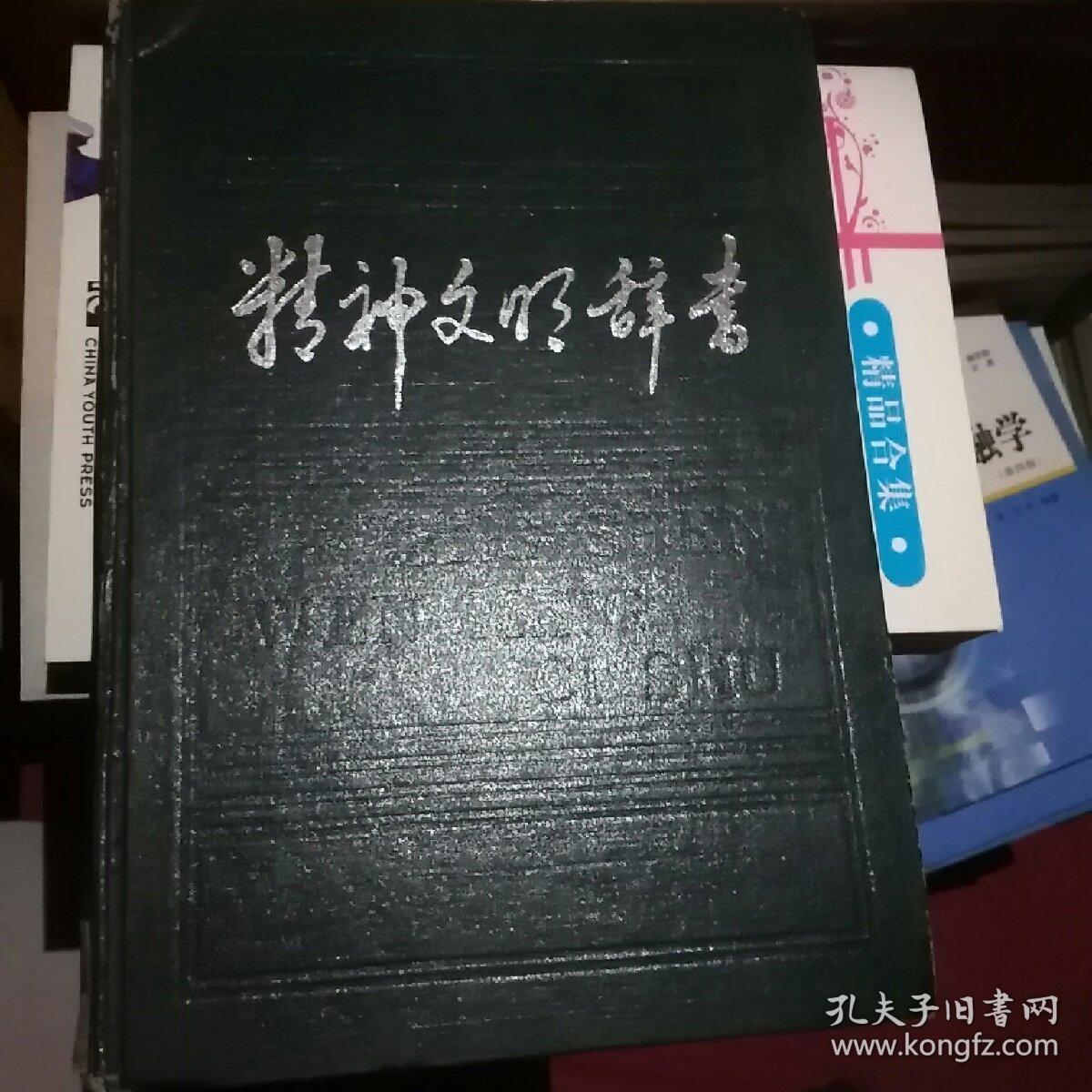 精神文明辞书