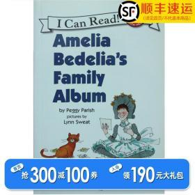 Amelia Bedelia's Family Album (I Can Read, Level 2)阿米莉亚·贝迪莉亚的家庭相册
