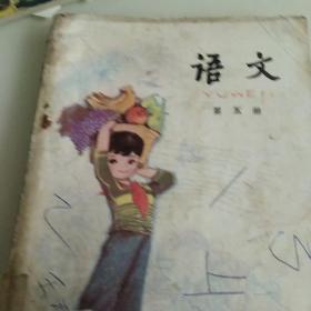 90年代小学语文课本第五册
