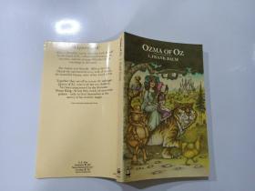 Ozma Of Oz:奥兹玛还是奥兹